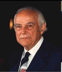 Fernando Guerrero, fundador de la escuela guerrero en 1940
